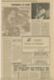 jimi hendrix newspapers 1968/kaleidoscope march 15, 1968