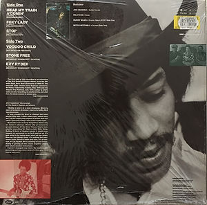 jimi hendrix vinyls collector/ band of gypsys 2  : france