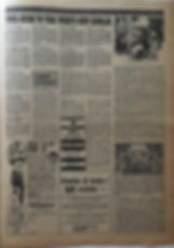jimi hendrix collector newspapers/record mirror 16/9/67 review /how would you feel