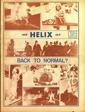 jimi hendrix newspaper 1969/helix august 21  1969
