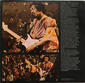 jimi hendrix vinyls albums collector/experience 1971