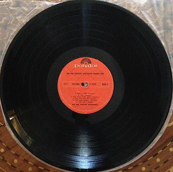 jimi hendrix collector vinyls lp/smash hits