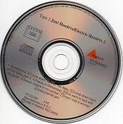 jimi hedrix bootlegs cd / tape 2: electric hendrix 2     1992