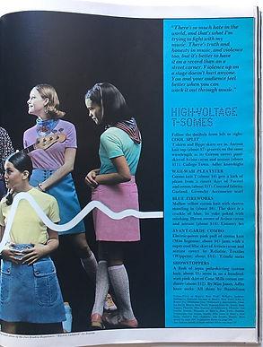 jimi hendrix magazine 1969/seventen february 1969