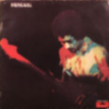 jimi hendrix rotily vinyls collector/band of gypsys 1st edition NZ