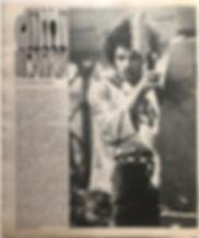 jimi hendrix magazine 1968/muziek expres december 1968
