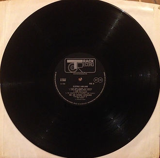 jimi hendrix vinyl album / side b : elecric ladyland 1968 1st edition england