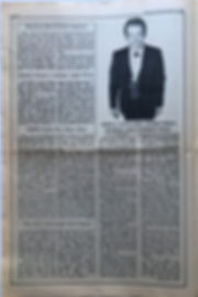 jimi hendrix newspapers/rolling stone august 10 1968