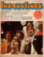 jimi hendrix collector magazine/les rockers N°3 september 12 1967 jimi hendrix articles