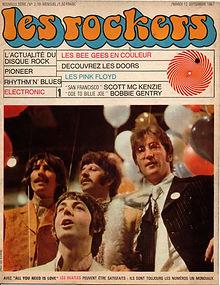 jimi hendrix collector magazine/les rockers N°3 september 12 1967 jimi hendrix articles