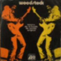 jimi hendrix rotily vinyls collector/woodstock vol 1  uruguay