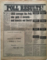 jimi hendrix newspaper/disc music echo 17/2/68 poll results