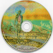 jimi hendrix cd bootlegs/electric ladyland & beyond disc2