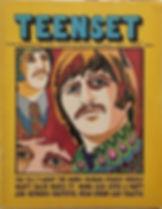 jimi hendrix magazine/teenset july 1968