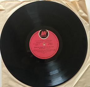 jimi hendrix vinyls album / experience argentina 1971 side1 music hall