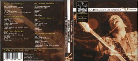 jimi hendrix bootlegs cd box/3 nights winterland