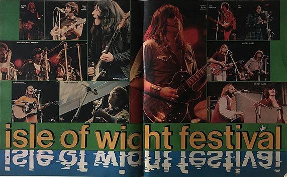 jimi hendrix magazines 1970 death/  muziek expres october 70 1970
