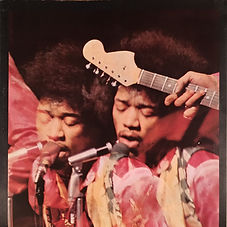 jimi hendrix rotily vinyls collector/electric ladyland 1975 france