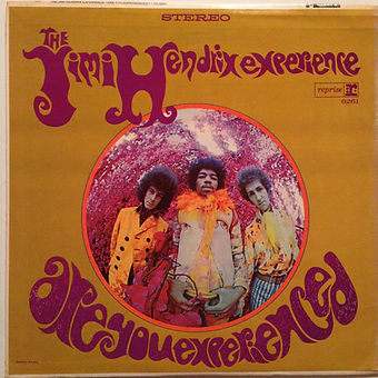 jimi hendrix collector rotily patrick vinyl/are you experienced