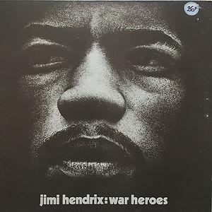 jimi hendrix vinyls albums/ war heroes 1972 england