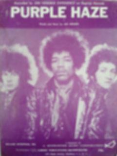 jimirotily collector/ ad purple haze