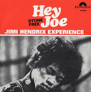 hendrix rotily vinyl collector/hey joe