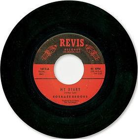 jimi hendrix singles 63/66 / my diary