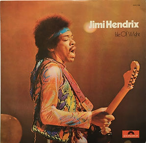 jimi hendrix vinyl album lp/isle of wight australia