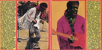 jimi hendrix bootlegs cd album/gypsy sun and rainbows live at woodstock