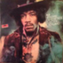 jimi hendrix rotily vinyls/electric ladyland part 2