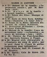 jimi hendrix memorabilia 1969/ concert strasbourg janvier 1969