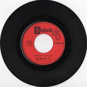 jimi hendrix vinyls singles/sugar and spice  1970