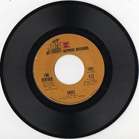 jimi hendrix vinyl singles/angel usa 1971