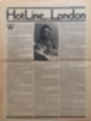 jimi hendrix newspapers 1970/ rock  february 2, 1970