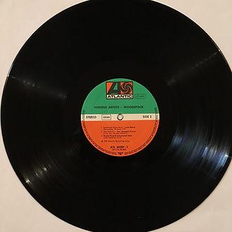 jimi hendrix rotily vinyls-woodstock side 2