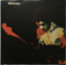 jimi hendrix collector/band of gypsys chile 1974