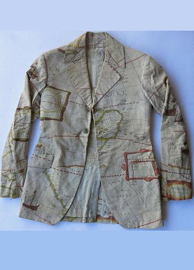 jimi hendrix memorabilia / mitch mitchell jacket