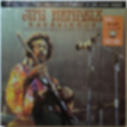 jim hendrix vinyl bootleg box/live at the royal albert hall 1969