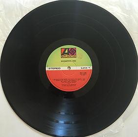 jimi hendrix album vinyl lp/woodstock two italy / lato 1 / 1971