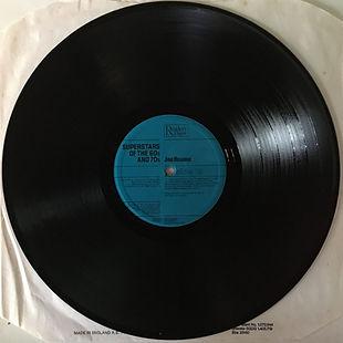 jimi hendrix vinyls LP / reader's digest  * 12 *  jimi hendrix 1979