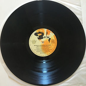 jimi hendrix vinyls collector/ side 1 :  jimi plays berkeley