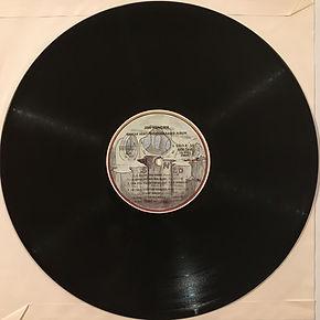 jimi hendrix collector vinyl album lp/ guitar hero jimi hendrix 1977 first pressing