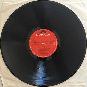 jimi hendrix collector vinyls/ starportrait disc 1/ side 2 :  1971 italy