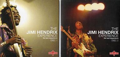 jimi hendrix collector / box set disc 1 & 2 : the last experience
