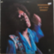 jimi hendrix vinyl album / in the west canada