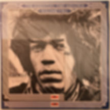 jimi hendrix collector vinyls LPs/albums/the essential volume 2/inspecial bag gloria single/