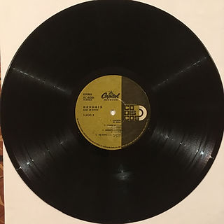 side 2 / jimi hendrix rotily collector/band of gypsys  1970 colombia