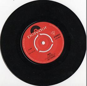 jimi hendrix vinyls singles/angel 1971