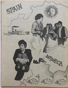 jimi hendrix magazine /rave 68 : spain musica '68