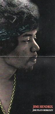 jimi hendrix bootlegs cd / jimi plays berkeley